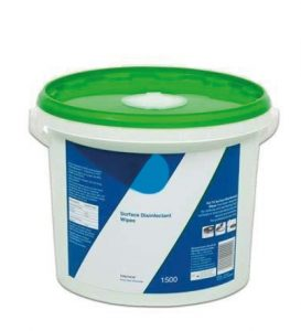 disinfectant wipes (1500)