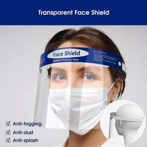 medical face visor